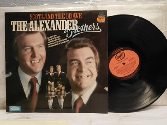 ALEXANDER BROTHERS - SCOTLAND THE BRAVE