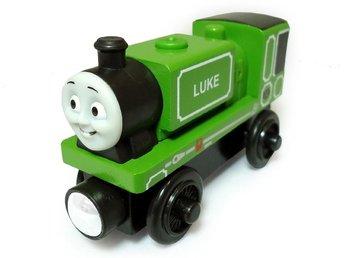 Leksaker - Thomas & Vännerna Friends Tåg - LUKE NY - Uddevalla - Leksaker - Thomas & Vännerna Friends Tåg - LUKE NY - Uddevalla