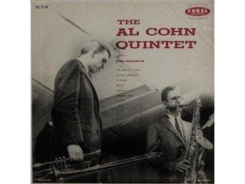 Al Cohn Quintet Feat. Bob Brookmeyer - The Al Cohn Quintet Feat. Bobby.B (LP) - Sundsvall - Al Cohn Quintet Feat. Bob Brookmeyer - The Al Cohn Quintet Feat. Bobby.B (LP) - Sundsvall