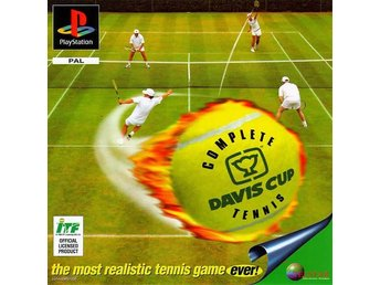 Davis Cup Complete Tennis - Playstation