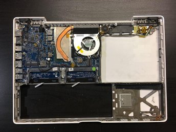 Logic Board 820-1889-A till MacBook A1181