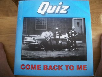 "Quiz ""Come back to me"""