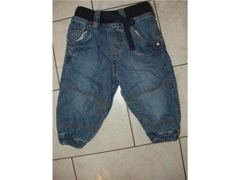 Fina jeans cute boy stl. 68 - Vikingstad - Fina jeans cute boy stl. 68 - Vikingstad