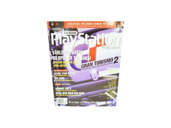 Svenska Playstation magasinet Nr 24