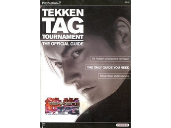 Tekken Tag Tournament - The Official Guide (Namco) (Beg)