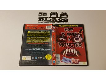 How To Make A Monster ( Engelsk Text ) DVD