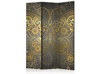 Rumsavdelare - Golden Butterfly Room Dividers 135x172