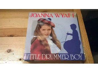 Joanna Wyatt - Little Drummer Boy, EP