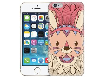 iPhone 6/6s Plus Skal Indian Kanin