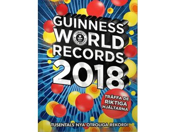 Guinness World Records 2018 (Bok)