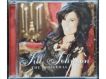 JILL JOHNSON - THE CHRISTMAS IN YOU