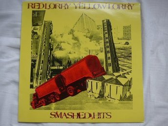 Red lorry yellow lorry - Smashed hits - LP