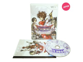Dragon Quest Swords: The Masked Queen and the Tower of Mirrors (EUR / Wii)