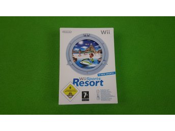 Wii Sports Resort BIG BOX med Motion Plus KOMPLETT Nintendo Wii