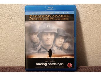 SAVING PRIVATE RYAN  2 DISC SPECIAL EDITION   BLU-RAY