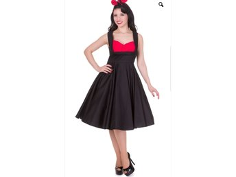 Klänning 34 Dolly and Dotty rockabilly pinup retro