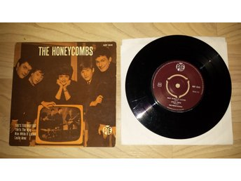 HONEYCOMBS - EP - SHE´S TOO WAY OUT / THA´TS THE WAY + 2.