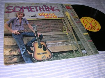 Something with Göran Sand (LP) VG+/VG+
