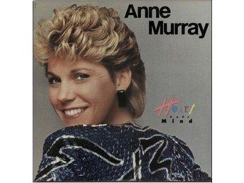 Anne Murray-Heart Over Mind (1986) CD, CP32-5037, Japan w/OBI, AOR/Country Rock - Ekerö - Anne Murray-Heart Over Mind (1986) CD, CP32-5037, Japan w/OBI, AOR/Country Rock - Ekerö