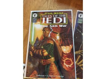Star Wars - Tales of the Jedi - The Sith war #1-6