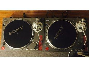 DJ-VINYL-DECKS SONY QUARTZ PRO PLAYER - Eskilstuna - DJ-VINYL-DECKS SONY QUARTZ PRO PLAYER - Eskilstuna