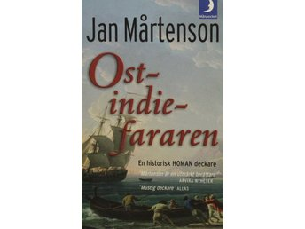 Ostindiefararen, Jan Mårtenson (Pocket)
