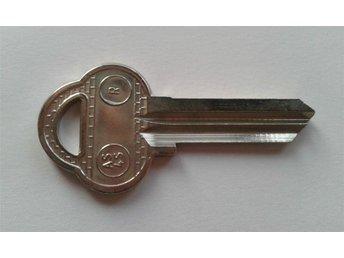 10X AS4S -CEA /ASS10R Silca /ASSA Key Blanks/Nyckelämnen - Sofia - 10X AS4S -CEA /ASS10R Silca /ASSA Key Blanks/Nyckelämnen - Sofia