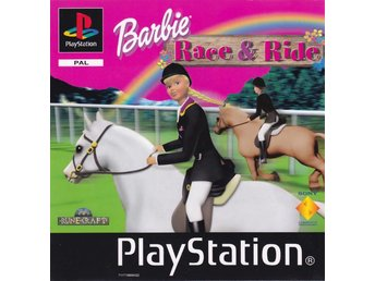 Barbie Race & Ride - Playstation