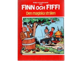 Willy Wandersteen: Finn och Fiffi Den magiska strålen - Gammelstad - Willy Wandersteen: Finn och Fiffi Den magiska strålen - Gammelstad