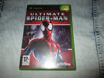 Ultimate Spiderman  - komplett - xbox