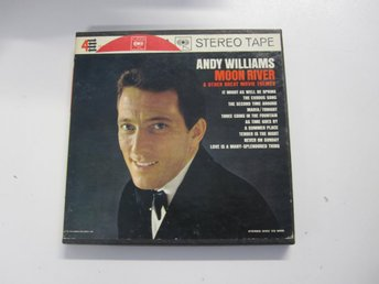 Andy Williams - Moon River - Rullband