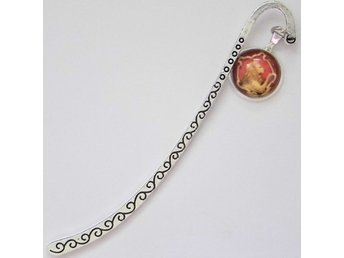 Game of Thrones Lejon bokmärke / Lion bookmark