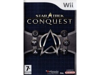 Wii - Star Trek Conquest (Beg)