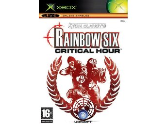 RAINBOW SIX CRITICAL HOUR  (komplett) till Xbox