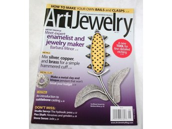 Art Jewelry magazine May 2012