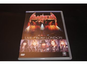 DVD-film: Magnum - Live from London