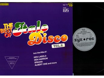 VARIOUS - THE BEST OF ITALO DISCO VOL. 9