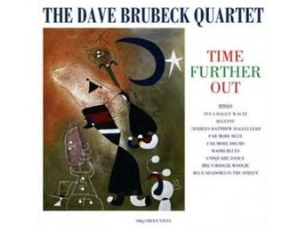 Brubeck Dave: Time further out (Green) (Vinyl LP)