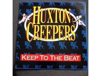 """Javascript är inaktiverat. - Skövde - Vinyl-LP med HUXTON CREEPERS - """"Keep to The Beat"""" Skick vinyl : VG Skick omslag : VG Info : [Plattan är från min egen tills nu orörda samling,har stått stadig i plastficka. Värderingen av skick är noggrant gjord,vill att köpare ska va nö - Skövde"""