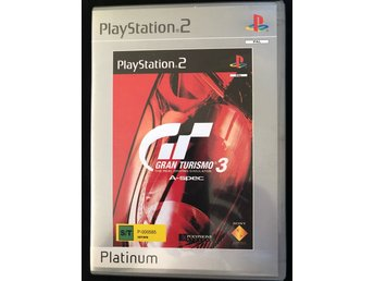 Play Station 2 gran turismo 3 a-spec