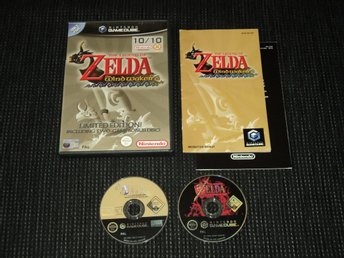GC Zelda Wind Waker Limited Edition