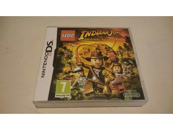 DS / LEGO Indiana Jones The Original Adventures (M)