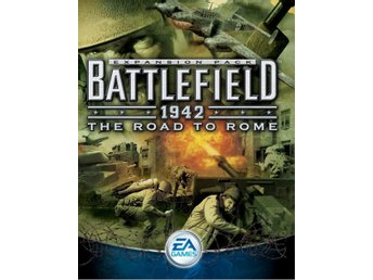 Battlefield 1942 The Road To Rome Expansion Pack PC