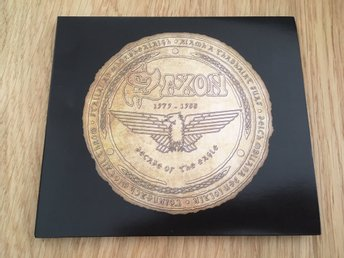 Saxon - Decade of the Eagle: 1979-1988 (2017)