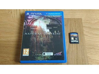 PlayStation Vita: Natural Doctrine