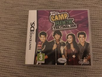 Camp Rock: The Final Jam Nintendo DS