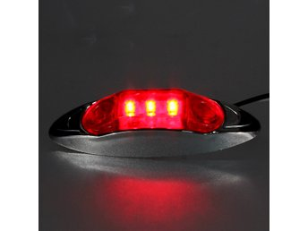 Waterproof 12V LED Side Marker/Clearance Light for Truck/...