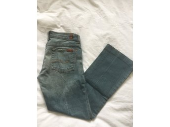 Seven 7 for all mankind jeans storlek 24