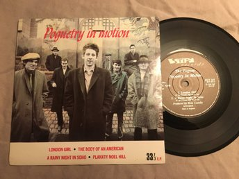 Pogues - Poguerty in motion