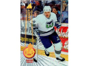 1994-95 Pinnacle 210 Frantisek Kucera Hartford Whalers Rink Collection
